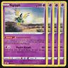 Pokemon Cards 4x Sigilyph 080/192 Playset Rebel Clash NM/M