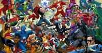 100 x Marvel DC and Indie Comics Wholesale Mixed Job Lot Collection