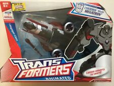 Transformers Animated Voyager Class Cybertron Mode Megatron