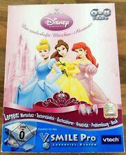 VTech V.Disc Smile Pro Disney Princess Lernen Wortschatz Kreativität    ...
