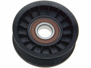 For 1993-2000 Dodge Caravan Accessory Belt Idler Pulley AC Delco 13662RM