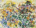 Joan Mitchell South Canvas Print 16 x 20   # 6174