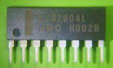 JRC NJM2904L SIP-8 Voltage-Feedback Operational Amplifier