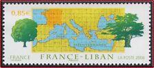 2008 FRANCE N°4323** France LIBAN, 2008 France Lebanon MNH