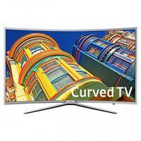 "Samsung UN55K6250 55"" Silver Curved Panel LED 1080p Smart HDTV - UN55K6250"