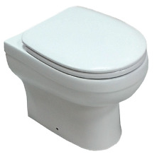 Modern Flex back to wall wc pan with soft close seat