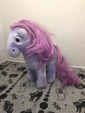 "VGUC-VINTAGE-10"" 1984 MY LITTLE PONY PLUSH BLOSSOM APPLAUSE HASBRO"