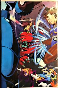 SONIC The HEDGEHOG Comic Book #275 VARIANT 5 of 5 October 2015 1st Ed Bag NM++