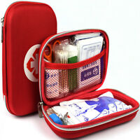 Portable Mini Car First Aid Kit Medical Box Bag Emergency Outdoor Survival Kit