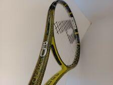 New listing Prince Hybrid Rebel Air 0 Triple Threat 27 in Tennis Racquet 4-1/8 Grip NICE!