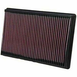 33-2247 K&N Replacement Air Filter Fits 02-10 Dodge Ram 1500/2500/3500
