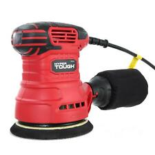 Hyper Tough 2.5-Amp Handheld Electric Sanding Orbital Sander 5-Inch, Corded