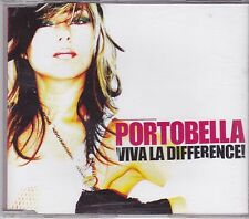 Portobella-Viva La Difference Promo cd single