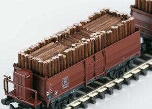 Märklin Z Miniclub Art 86238 Güterwagen-Set Holzverladung    neu./OVP