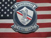 VMFA-115 Marine Corps Fighter Attack Squadron Silver Eagles Patch m/e