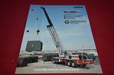 Link Belt RTC-8650 Crane Dealer's Brochure DCPA6 ver3