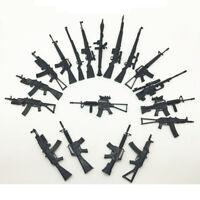 "18pcs 1/6 Scale AK74 AK47 M16A1 For 12"" Action Figure Guns Rifle Weapons Soldier"