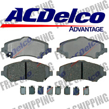 Front Ceramic Disc Brake Pads Fits Dodge Journey Nitro Jeep Liberty VW Routan