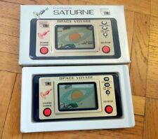 GAME WATCH SPACE VOYAGE SATURNE GAME TIME MATSUSHIMA JAPAN NEUF 1983 VINTAGE