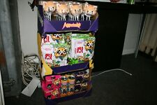 NEW Sanrio Aggretsuko 7 11 Eleven Exclusive Store Display with Product Anime