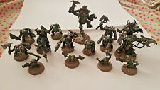 Warhammer 40,000 Space Ork orcos STORMBOYZ Jefe Zagstruk Metal Pintado