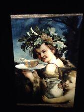 """Guido Reni """"Bacco Fanciullo"""" 35mm Italian High Baroque Art Slide"""