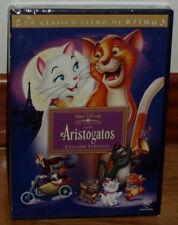 LOS ARISTOGATOS DVD CLASICO DISNEY Nº 20 PRECINTADO NUEVO (SIN ABRIR) R2