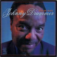 Johnny Drummer : It's So Nice CD (2019) ***NEW*** FREE Shipping, Save £s