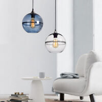 Bar Lamp Room Glass Pendant Light Kitchen Ceiling Light Home Chandelier Lighting