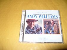 Andy WilliamsYou Lay So Easy On My Mind / Lets Love While We Can cd 2004 Mint Co