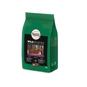Nutro Wild Frontier Venison And Beef For Dogs Adults Breeds Medium, 10 KG