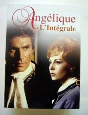 COFFRET 5 DVD -  ANGELIQUE - l'integrale