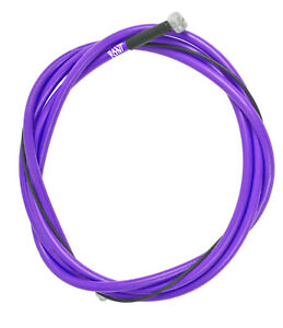 RANT LINEAR BRAKE CABLE BMX BIKE SUBROSA SHADOW CULT SE HARO GT FIT PURPLE NEW