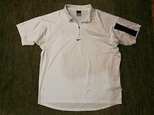 Nike polo RF tennis polo shirt size XL Roger Federer 2004 Wimbledon