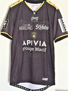 maillot de rugby du stade rochelais STADE ROCHELAIS porté préparé Greg ALDRITT ?