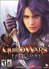 Guild Wars: Factions (PC, 2006) (K8) COMPLETE NO Scratches on discs