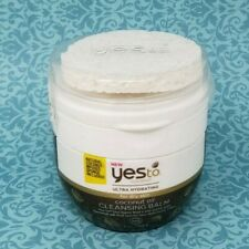 New YES TO Coconut Ultra Hydrating Coconut Oil Cleansing Balm For Dry Skin 4 Oz