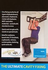 plasterboard fixings drywall anchors  heavy duty fixings .