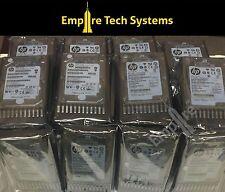 HP 516828-B21 517354-001 600GB DP 15K SAS LFF 6G