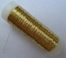 Stärke 0,35mm // 35cm Messingdraht geschnitten Golddraht 50 Stück