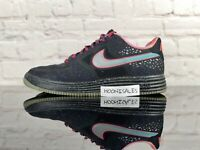 Nike Air Lunar Force 1 AF1 Area 72 PRM QS Black Silver 596727 001 Size 10