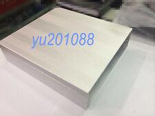 DIY Aluminum Project Box Enclosure Case Electronic silve_Big 200x178x50mm(L*W*H)