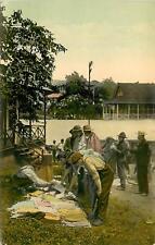 Panama, Canal Zone, Store 1910's Postcard