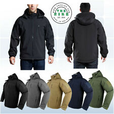 Alpha Trekker Jacket Outdoor Apparel Polyester Fleece Removable Hood Men Regular