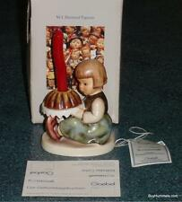 """""""Birthday Cake"""" Goebel Hummel Figurine #338 TMK6 Great Gift With Box + Candle!"""