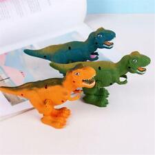 Novelty Dinosaur Wind Up Toys Clockwork Walking Kids Classic Educational Toy