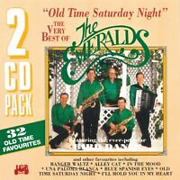 The Emeralds - Very Best Of - Old Time Saturday Night (CD, 2Discs, 1992) UGC