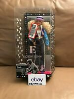 Official Elton John 2020 Collector Edition BARBIE Signature Doll NEW IN BOX!!