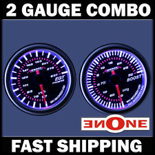 MK1 Turbo Diesel Gauge Kit with 30 psi Boost Gauge & EGT Pyrometer Gauge