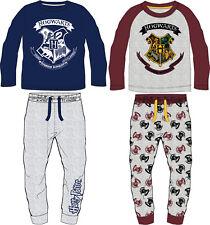 Harry Potter Hogwarts Pyjamas, Boys long Sleeve Pyjamas Set, Official, 9-13 yrs